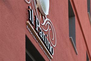 Italienisches Restaurant Reutlingen, Terrasse